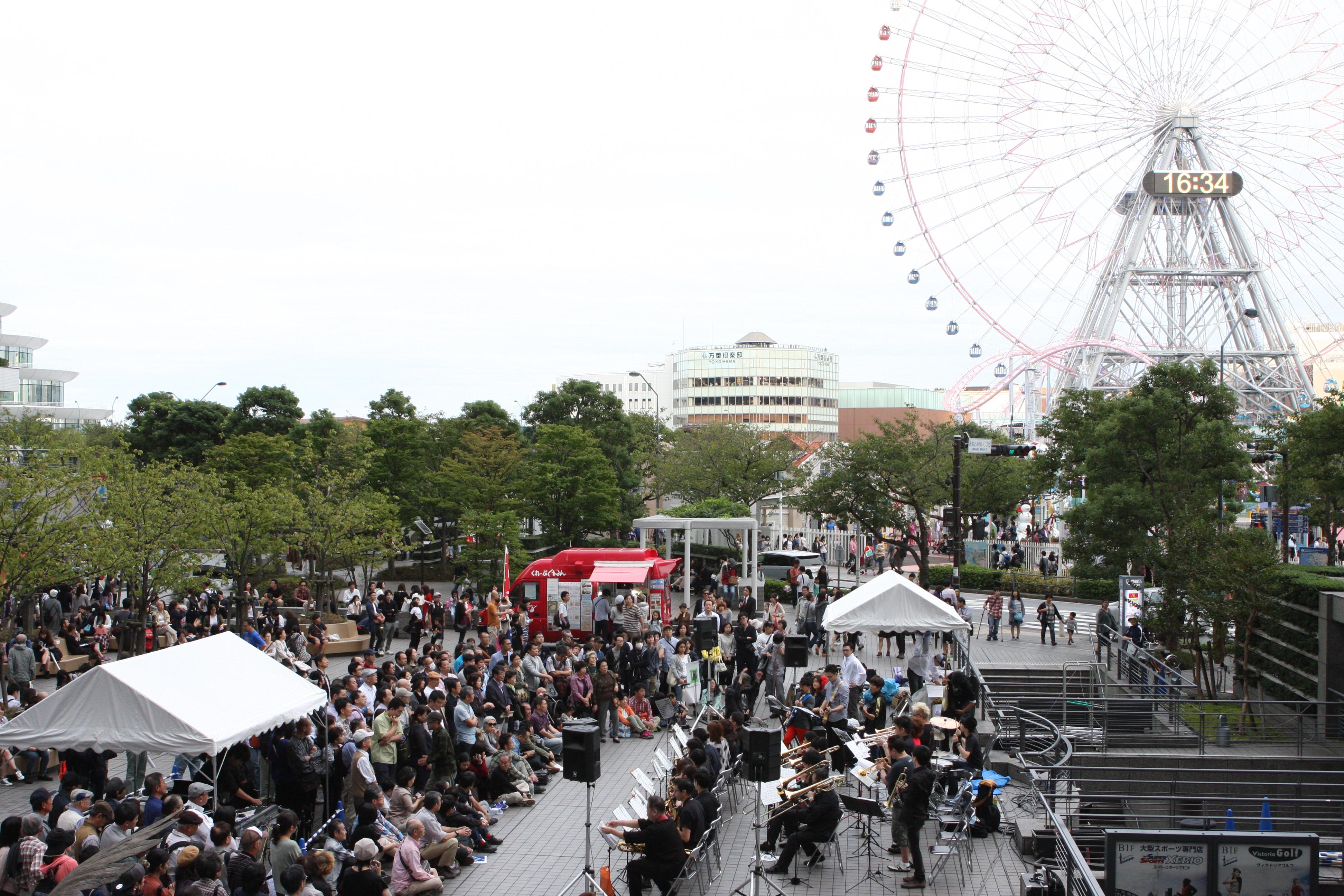 横濱 JAZZ PROMENADE 2016の写真