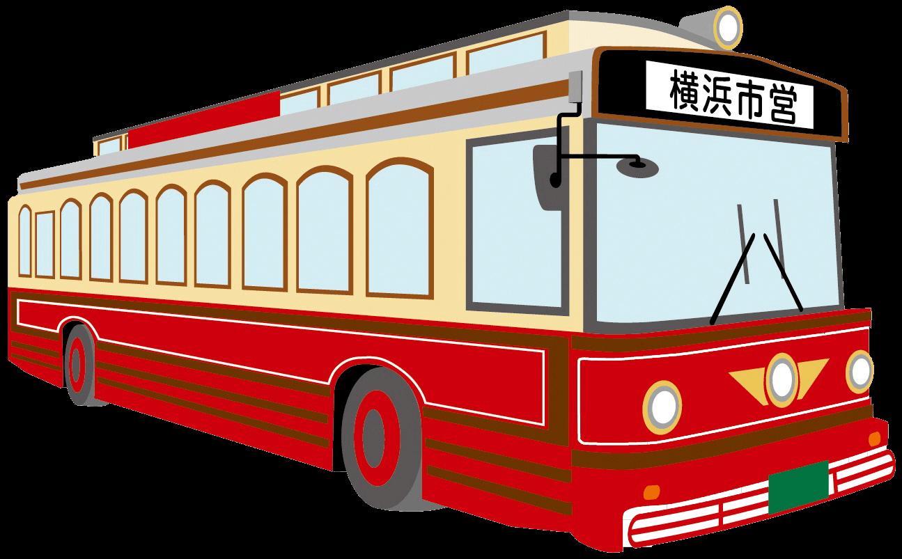 画像:あかいくつバス