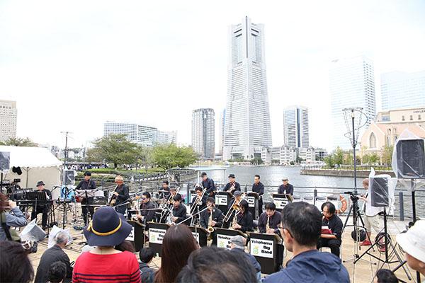 横濱 JAZZ PROMENADE 2015の写真