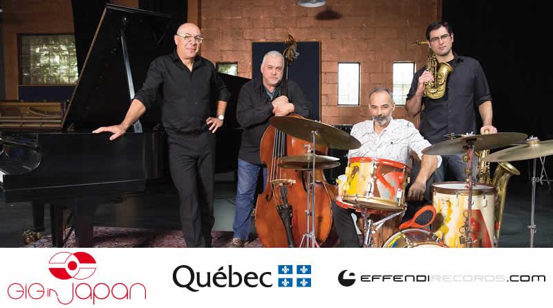 Alain Bedard Auguste Quartet