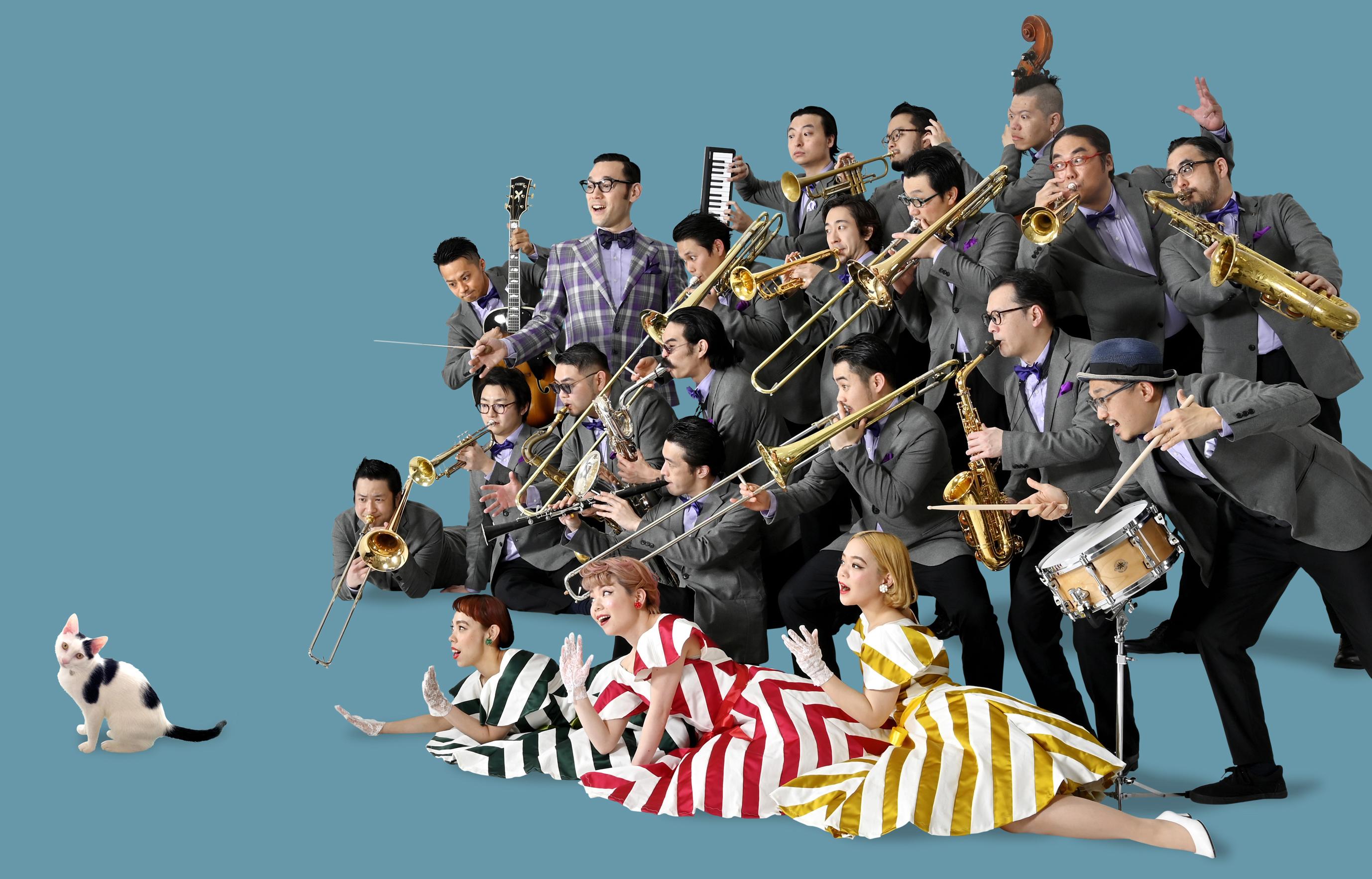 53.Gentle Forest Jazz Band