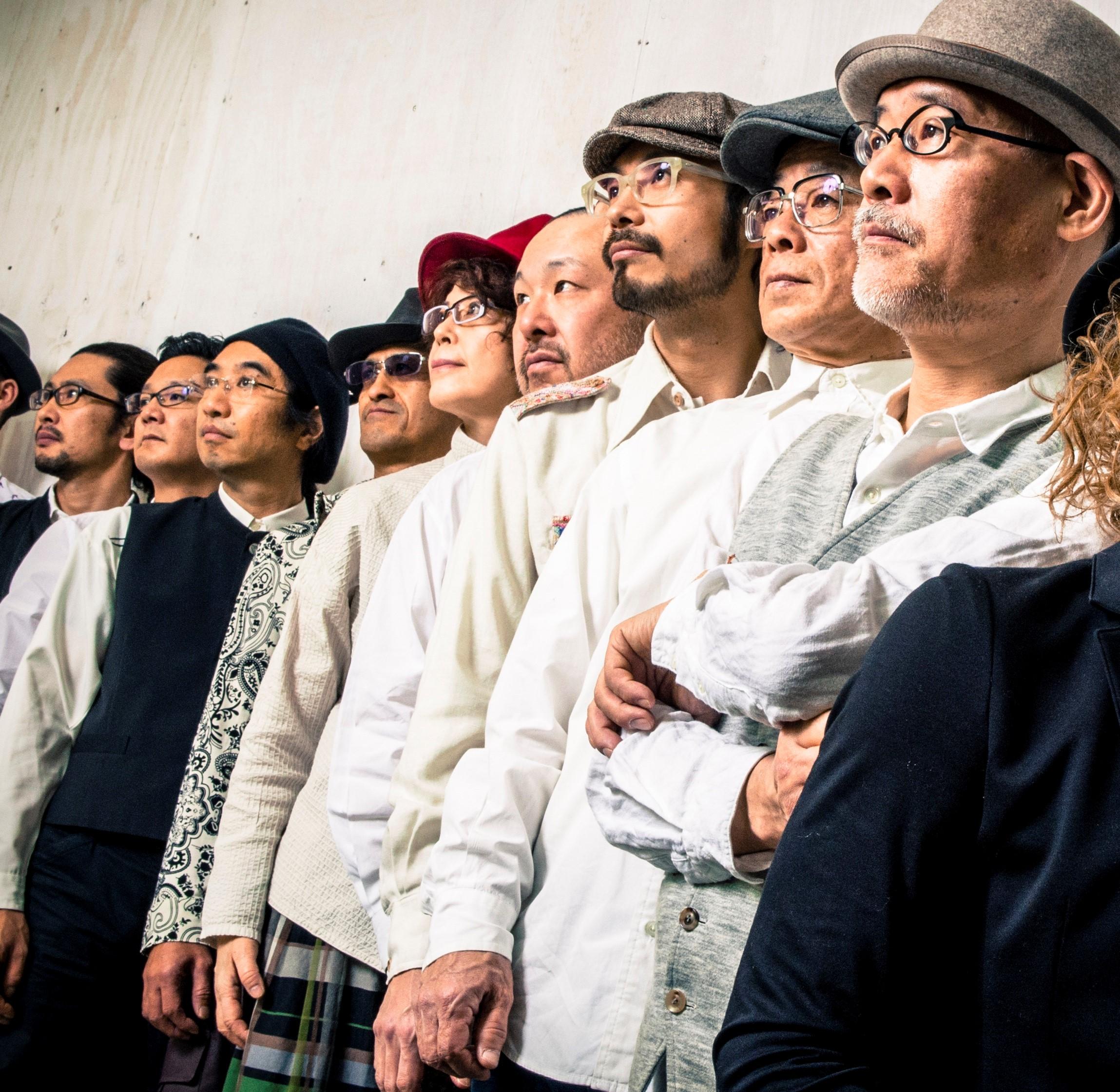 画像:Orquesta Libre + スガダイロー
